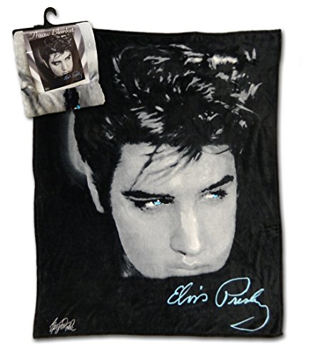 Midsouth Products Elvis Throw Blanket - Up Close