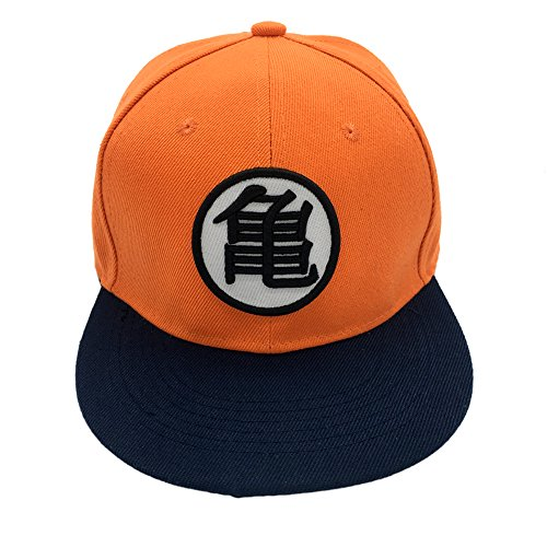 MAGGIFT Hot Anime Baseball Cap Canvas Snapback Cap Hip-Hop Flat Adjustable Hat