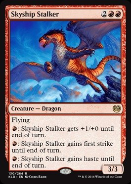 Magic The Gathering - Skyship Stalker (110/264) - Kaladesh