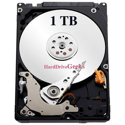 1TB 2.5' Laptop Hard Drive for Dell Inspiron 15 (5552), 15 (5557), 15 (5559), 15 (5565), 15 (5566), 15 (5567), 15 (5568), 15 (5578)