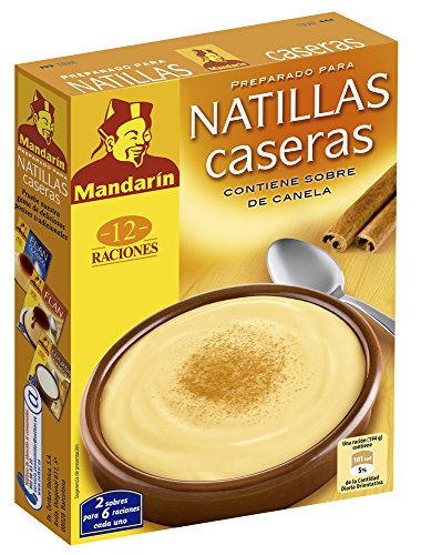 Natilla by Carmencita 12 servings. 2.82 oz
