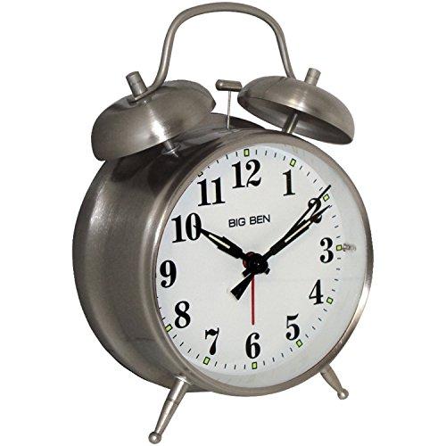 Big Ben 4 1/2' Twin Bell Alarm clock