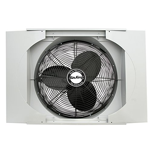 Air King 9166F 20' Whole House Window Fan