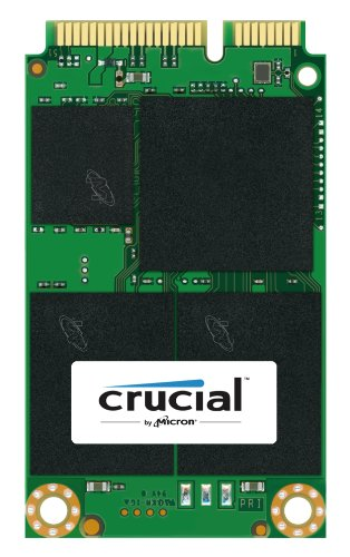 (OLD MODEL) Crucial M550 512GB mSATA Internal Solid State Drive - CT512M550SSD3
