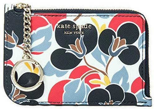 Kate Spade New York Laurel Way Bitsy Card Case W/Keyring Coin Purse Wallet