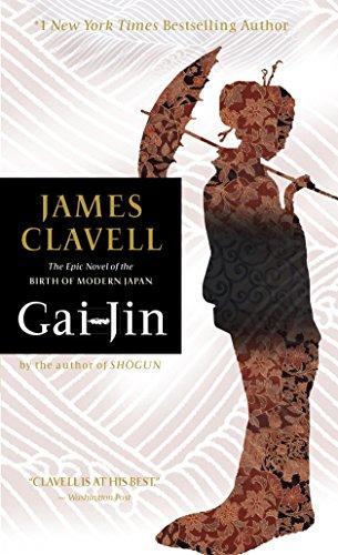 Gai-Jin (Asian Saga Book 3)