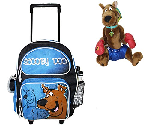 Scooby Doo 16' Large Rolling Backpack