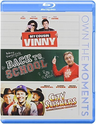 My Cousin Vinny / Back to School / City Slickers [Blu-ray] by 20th Century Fox