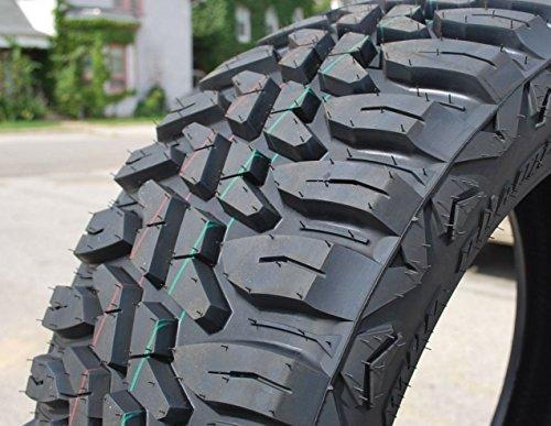 Haida Mud Champ HD868 Mud Radial Tire-35X12.50R24LT 117Q LRE 10-Ply