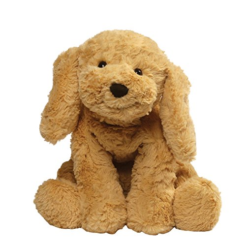 GUND Cozys Collection Puppy Dog Stuffed Animal Plush, Tan, 10'