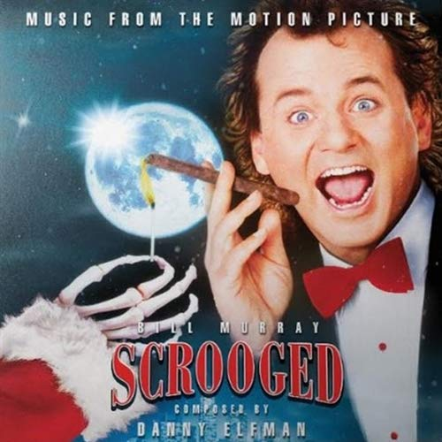 Scrooged (Music From the Motion Picture)