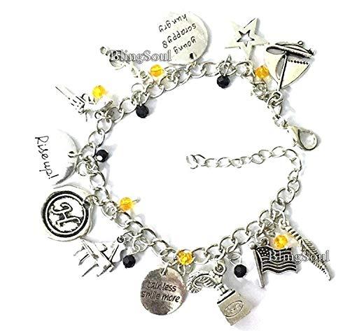 Blingsoul Musical Charm Bracelet - Soundtrack Christmas Jewelry Merchandise Gifts For Women