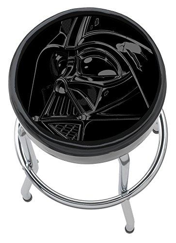 Plasticolor 004779R01 Star Wars Disney Darth Vader Garage Stool