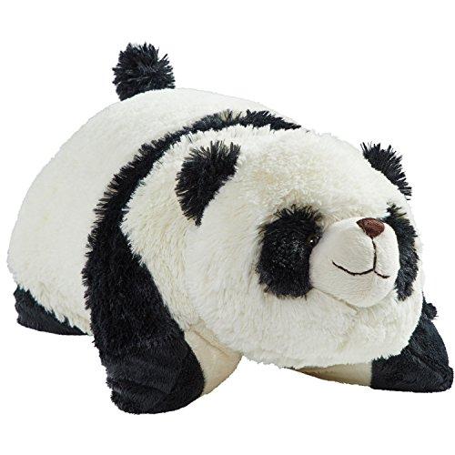Pillow Pets Originals Comfy Panda, 18' Stuffed Animal Plush Toy