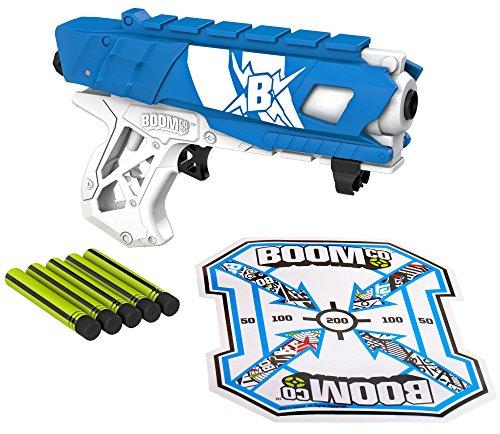 BOOMco. Blue White Farshot Blaster