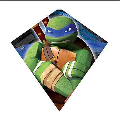 X-kites Teenage Mutant Ninja Turtles 23' Skydiamond Kite -Donatello