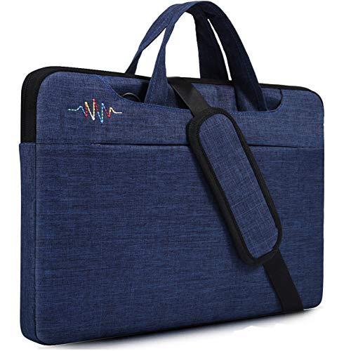 14-15 inch Laptop Shoulder Bag for Lenovo Flex 14/Lenovo Chromebook S330 14', DELL XPS 15 9575 9570, HP Stream 14, HP Pavilion X360 14', Acer Chromebook 14, LG ASUS Dell Lenovo and Most 14 Inch Laptop