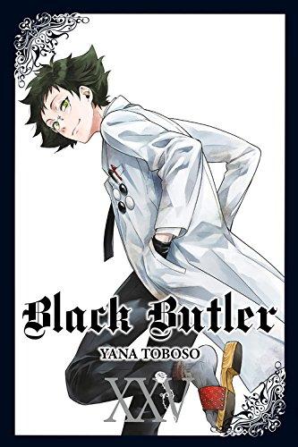 Black Butler, Vol. 25 (Black Butler, 25)