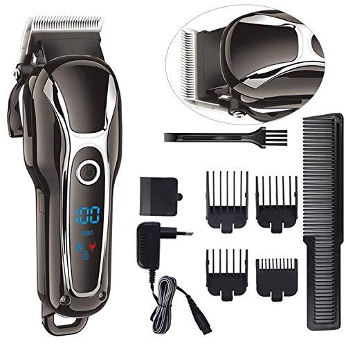 FALOGA Hair Clippers for Mens Electric Hair Trimmer for Men Hair Cutter Pro Hair Cutting Machine Haircut Barber Tool
