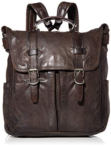 FRYE Men's Murray Backpack, Carbon One Size
