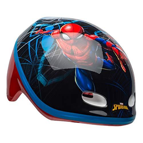 BELL Spider-Man Shooting and Swinging Toddler Bike Helmet, (3-5 yrs.)