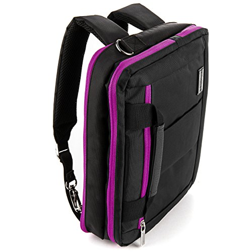 Vangoddy Beidha Lightweight Backpack, Messenger for Acer Aspire, R, One, Chromebook, 11.6 inch 13.3 inch Laptops