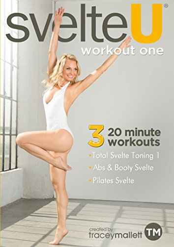 Tracey Mallett-Svelte U Workout One