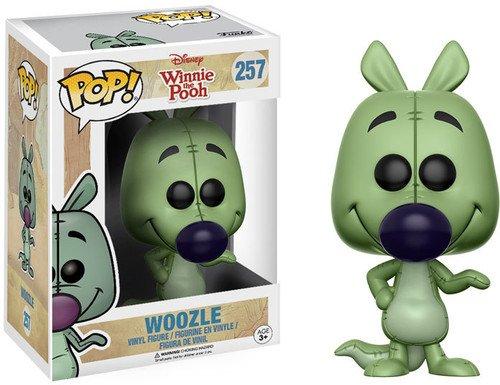 Funko Winnie The Pooh Woozle Pop Vinyl Figure Action Figure,Multi