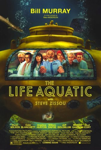 Pop Culture Graphics Life Aquatic with Steve Zissou The (2004) - 11 x 17 - Style A