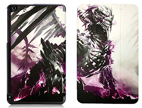 Case for NVIDIA Shield Tablet K1 Case Shell Tablet Cover 8' ZL
