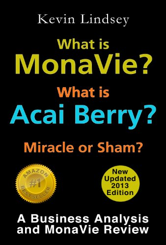 What is MonaVie? What is Acai Berry? Miracle or Sham? A Business Analysis and MonaVie Review