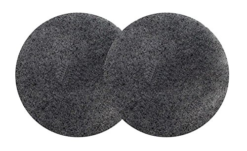 Eureka Foam Mighty Mite Ii Using N or Mm Bags Filter 2-Pack