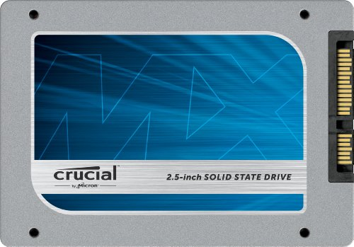 (OLD MODEL) Crucial MX100 128GB SATA 2.5' 7mm (with 9.5mm adapter) Internal Solid State Drive CT128MX100SSD1
