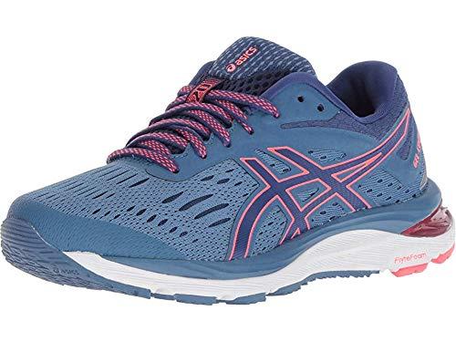 ASICS Women's Gel-Cumulus 20 Running Shoes, 9M, Azure/Blue Print