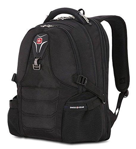 SwissGear Backpack / Bookbag ScanSmart Laptop Notebook Backpack, Fits Most 17' Laptop Computers