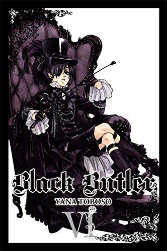 Black Butler, Vol. 6 (Black Butler, 6)