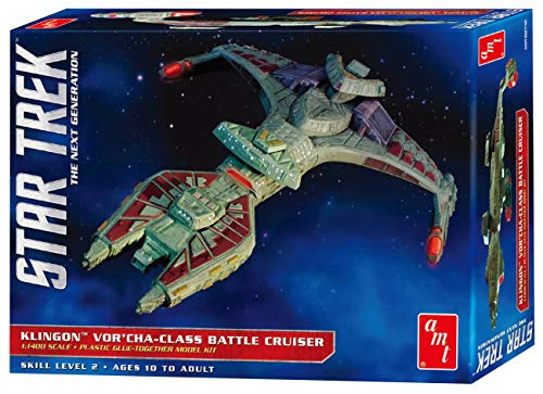 AMT 1:1400 Star Trek Klingon Vor'cha - AMT1027
