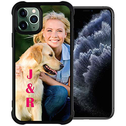 PixCase 11 Pro (5.8 inch) - Picture Frame Case - Compatible with Apple iPhone 11 Pro - DIY - Insert Your Own Photos or Create Custom Designs Online - Change Anytime - Shock Absorbing