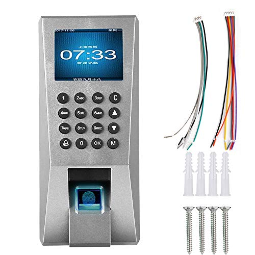 Support Unlock Password Attendance System, Door Access Management System, System Recorder Enterprise for High-end Office