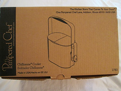The Pampered Chef Chillzanne Cooler