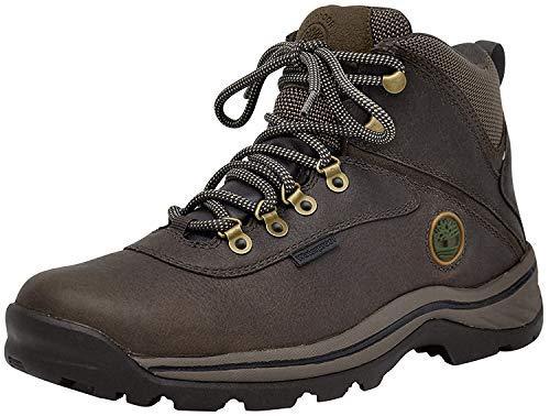 Timberland White Ledge Men's Waterproof Boot,Dark Brown,9.5 M US