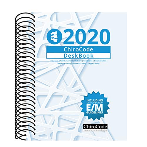 ChiroCode DeskBook for 2020