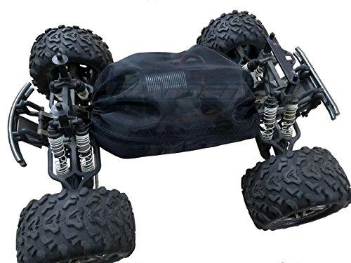 Raidenracing Chassis Dirt Dust Resist Guard Cover for Traxxas E-MAXX EMAXX E MAXX 39086 39087