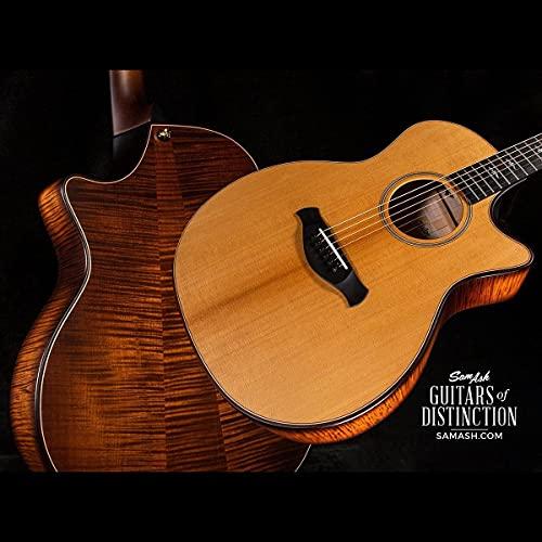 Taylor Guitars Builder's Edition 614ce Grand Auditorium Acoustic-Electric Guitar