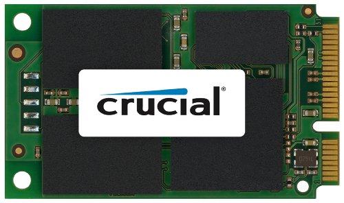 Crucial m4 128GB mSATA Internal Solid State Drive CT128M4SSD3