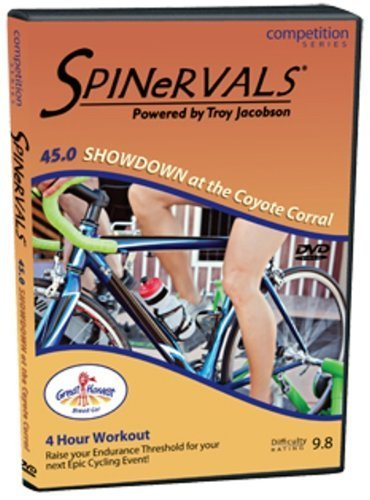 Spinervals Competition 45.0 - SHOWDOWN at the Coyote Corral by Spinervals