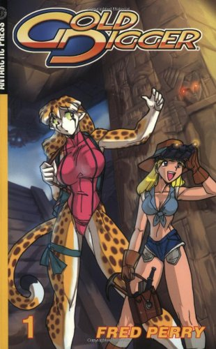 Gold Digger Pocket Manga Volume 1