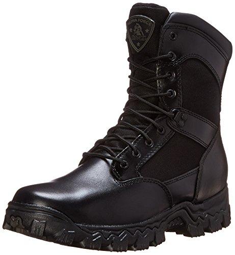 Rocky FQ0002165 8' Alpha Blk Waterproof MEDIUM 5 Duty Boots
