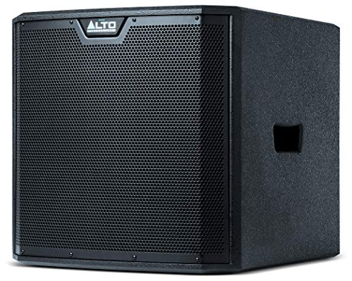 Alto Professional TS312S | 2000 Watt 12 Inch Powered Portable PA Subwoofer With Selectable DSP Output Modes For Matching With Companion PA Speakers
