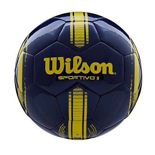 Wilson NCAA Sportivo II Soccer Ball, Size 5